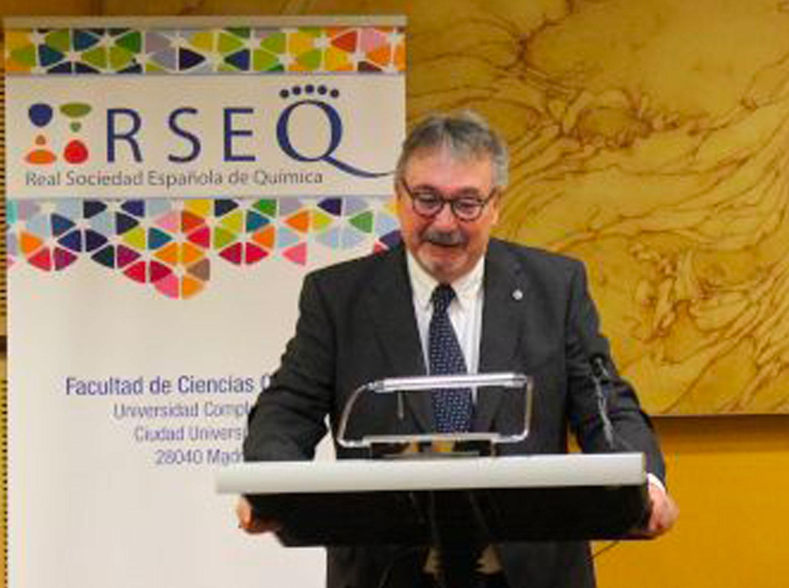 Premio Iberoamericano de Química Orgánica 2019