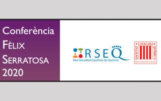 25 Conferencia Fèlix Serratosa 2020